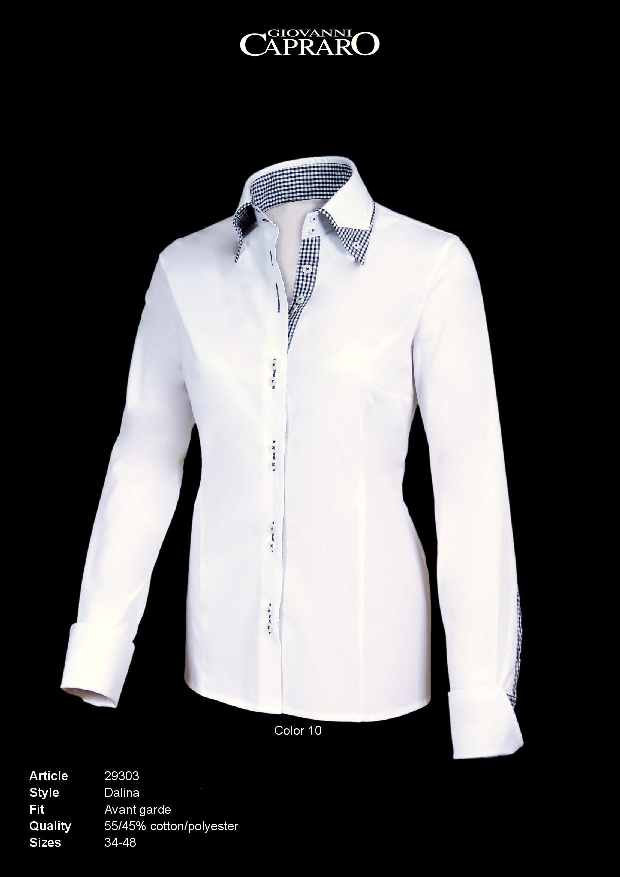 Dames Overhemd.Overhemd Dames Wit Horeca Kleding Bestellen